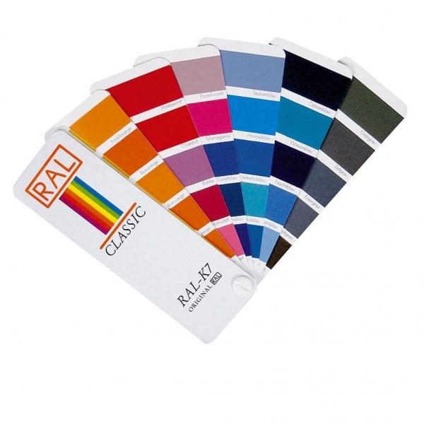 RAL-Farben nach freier Wahl